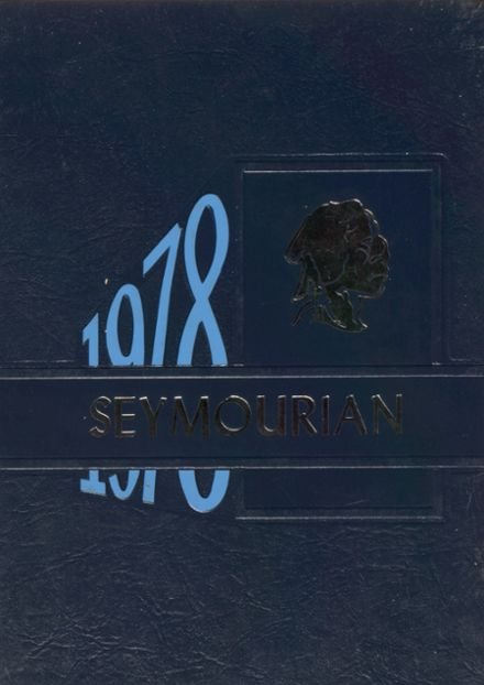 1978 Seymour High School Yearbook Cover