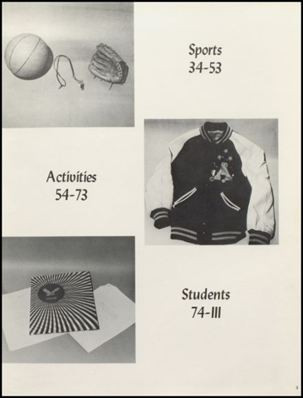 1971 Arlington High School Yearbook Page 7