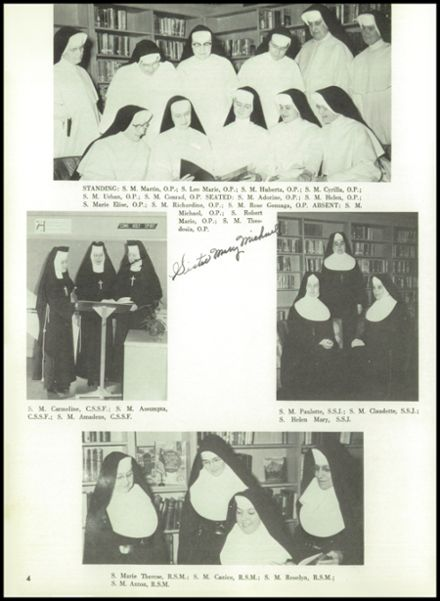 1962 Muskegon Catholic Central High School Yearbook Page 8