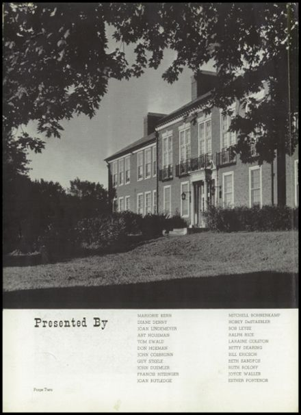 1946 Kirkwood High School Yearbook Page 6