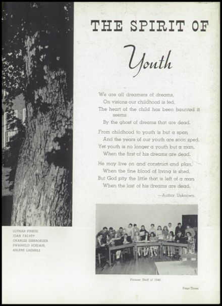 1946 Kirkwood High School Yearbook Page 7