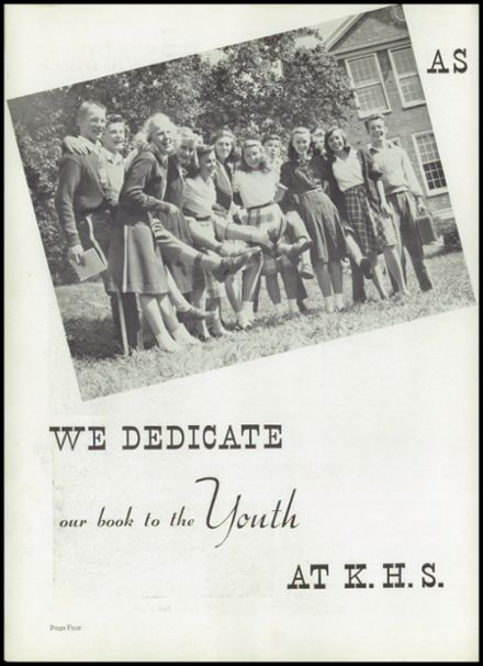 1946 Kirkwood High School Yearbook Page 8