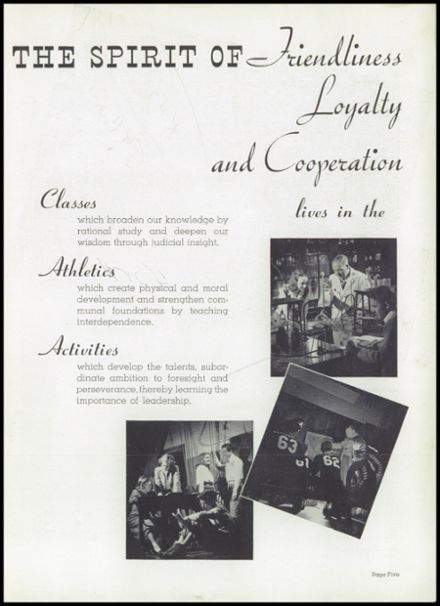 1946 Kirkwood High School Yearbook Page 9