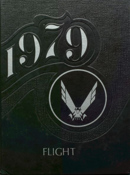 1979 Edsel Ford High School Yearbook Cover
