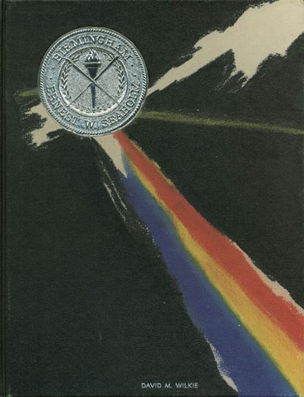 1979 Seaholm High School Yearbook Cover