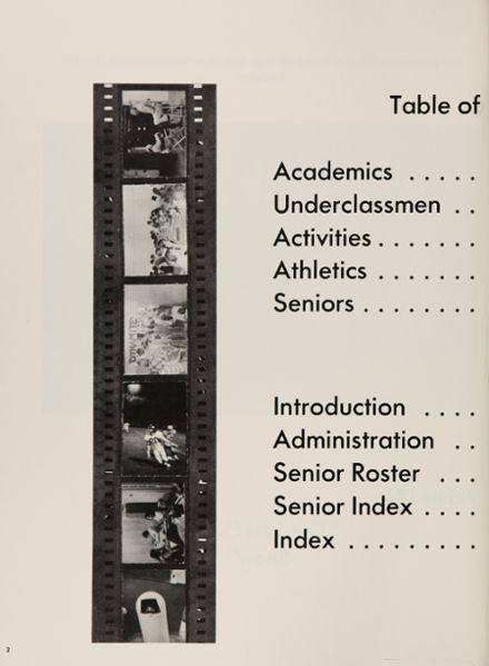 1974 Ringgold High School Yearbook Page 6