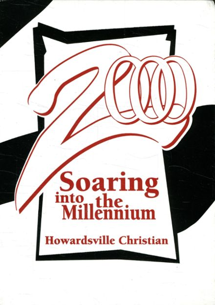 2000 Howardsville Christian High School Yearbook Cover