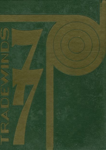 1977 Don Bosco Tech High School Yearbook Cover