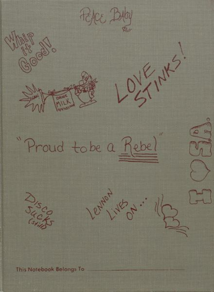 1981 South Albany High School Yearbook Cover