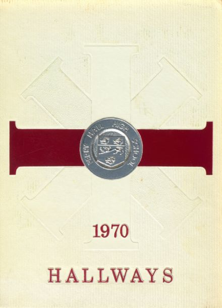 1970 Perry Hall High School Yearbook Cover