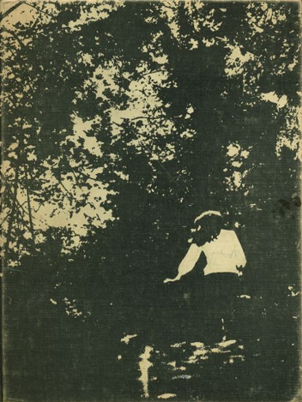 1971 Jefferson High School Yearbook Cover