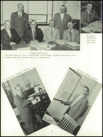 1960 Chesterfield-Dover High School Yearbook Page 8