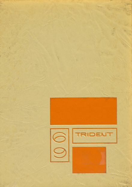 1969 West Lafayette High School Yearbook Cover