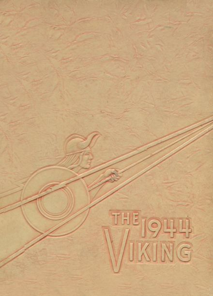 1944 Puyallup High School Yearbook Cover