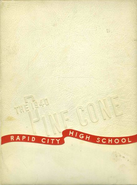 1940 Rapid City Central High School Yearbook Cover