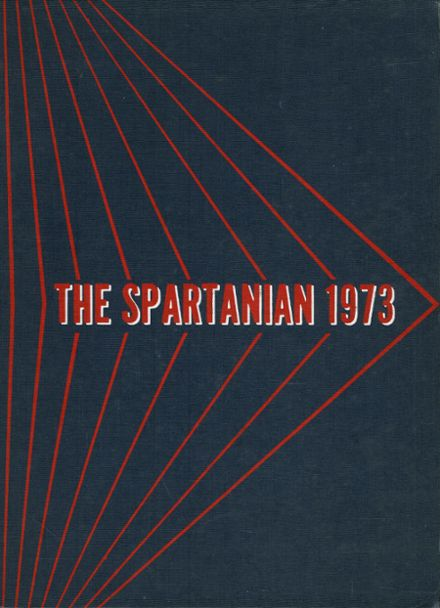 1973 Drewry Mason High School Yearbook Cover
