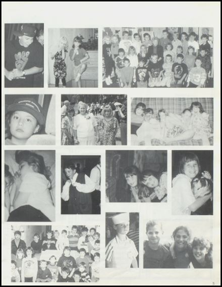 2001 Stillwater High School Yearbook Page 9