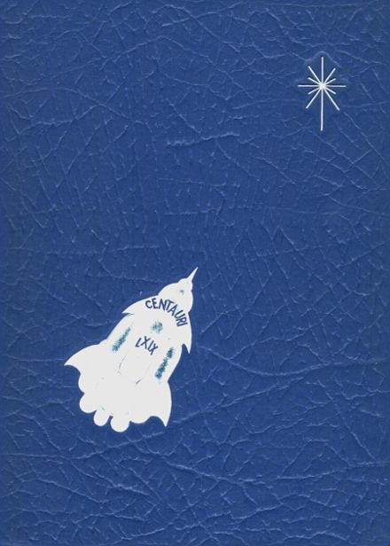 1969 Goddard High School Yearbook Cover