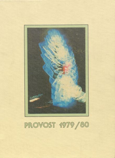 1980 Provo High School Yearbook Cover