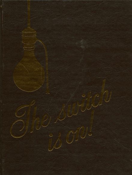 1982 Seaholm High School Yearbook Cover