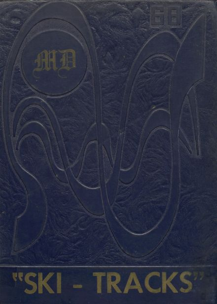 1968 McCall-Donnelly High School Yearbook Cover