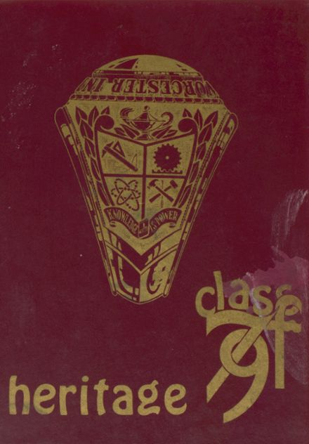 1979 Worcester Industrial Technical Institute Yearbook Cover