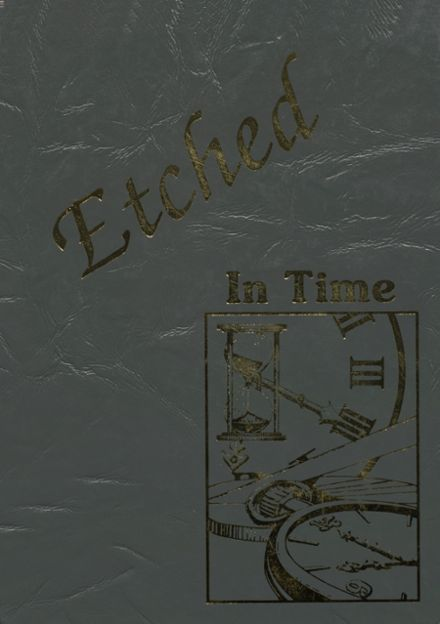 1993 Seattle Lutheran High School Yearbook Cover