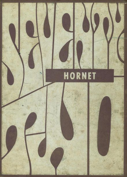1972 Laneburg Central High School Yearbook Cover