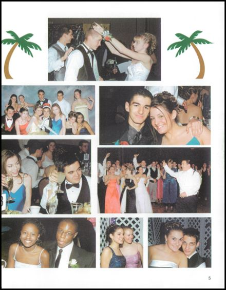2003 Edwin O. Smith High School Yearbook Page 9
