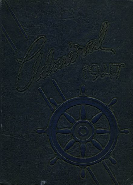 1947 Farragut High School Yearbook Cover