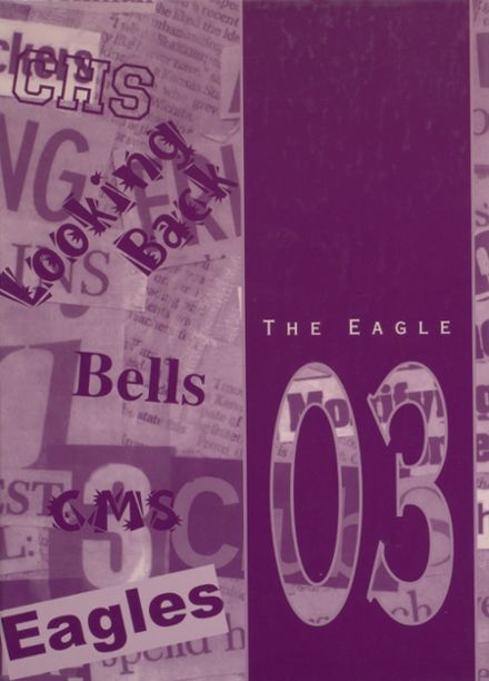 2003 Campbellsville High School Yearbook Cover