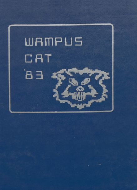 1983 Conway High School Yearbook Page 1