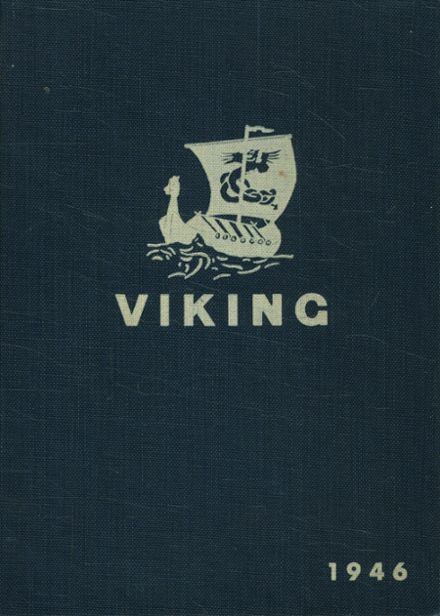 1946 Denmark High School Yearbook Cover