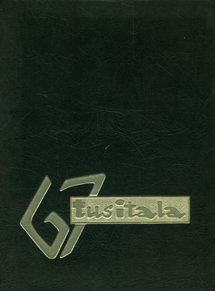 1967 Bishop Amat High School Yearbook Cover