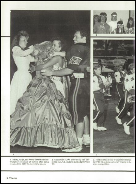 1990 Lockland High School Yearbook Page 6