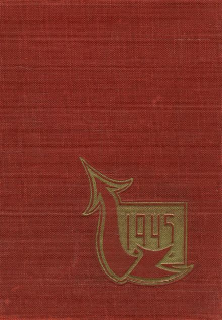 1945 Southwest High School Yearbook Cover