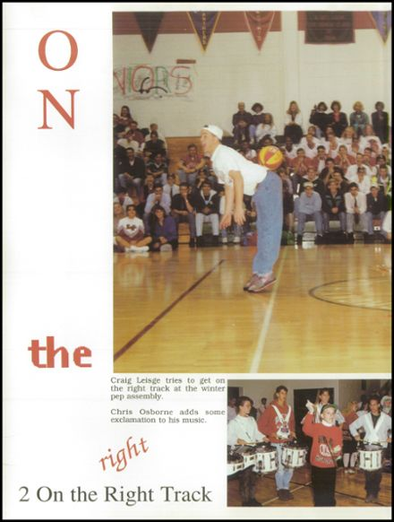 1993 Smoky Hill High School Yearbook Page 6