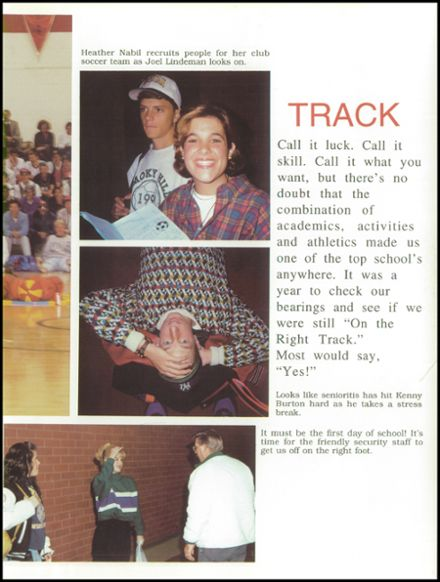1993 Smoky Hill High School Yearbook Page 7