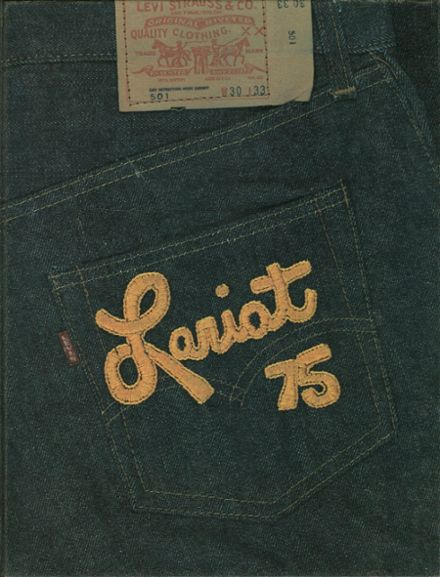 1975 Will Rogers High School Yearbook Cover