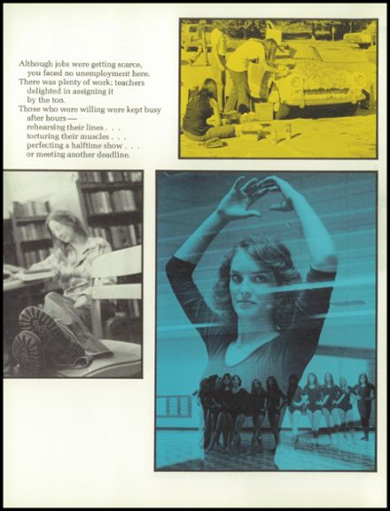 1975 Will Rogers High School Yearbook Page 8