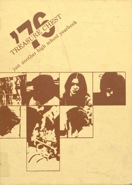 1976 Mepham High School Yearbook Cover