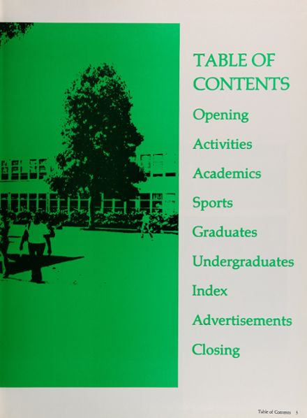 1977 Long Beach Polytechnic High School Yearbook Page 7