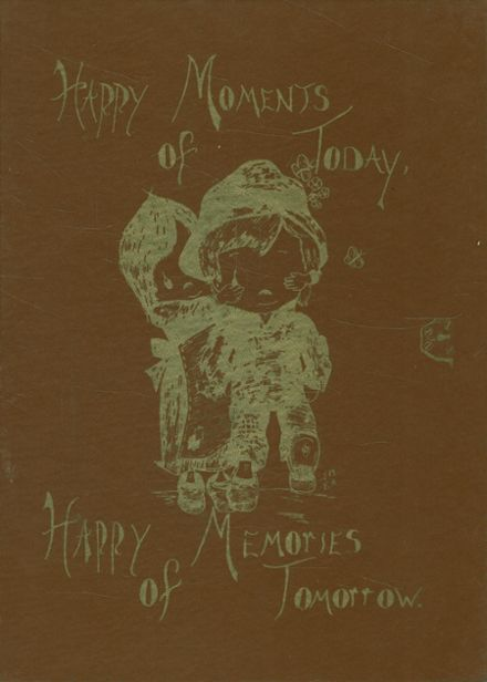 1976 Lincoln High School Yearbook Cover