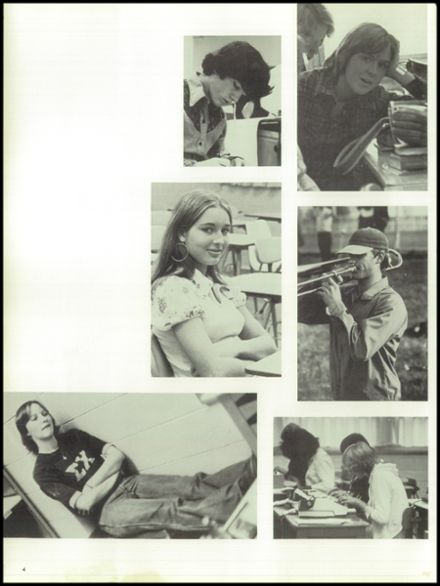 1976 Ashland High School Yearbook Page 8