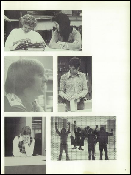 1976 Ashland High School Yearbook Page 9
