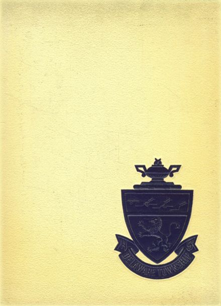 1961 Delaware Township High School Yearbook Page 1