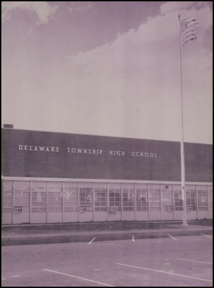 1961 Delaware Township High School Yearbook Page 7