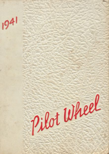 1941 Phineas Banning High School Yearbook Cover