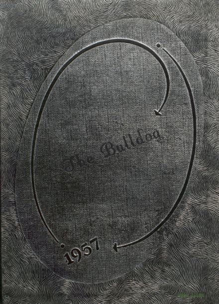 1957 Osceola High School Yearbook Cover
