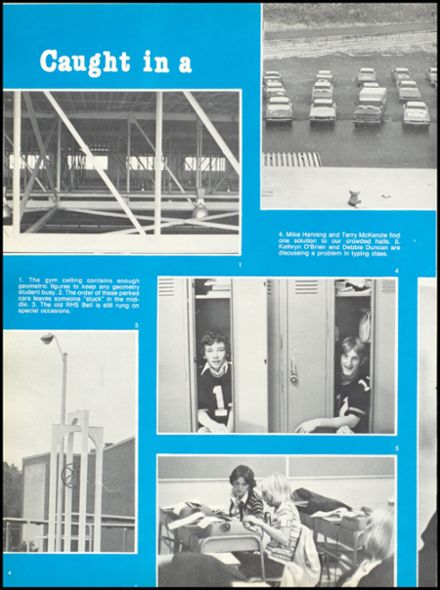 1977 Russellville High School Yearbook Page 8